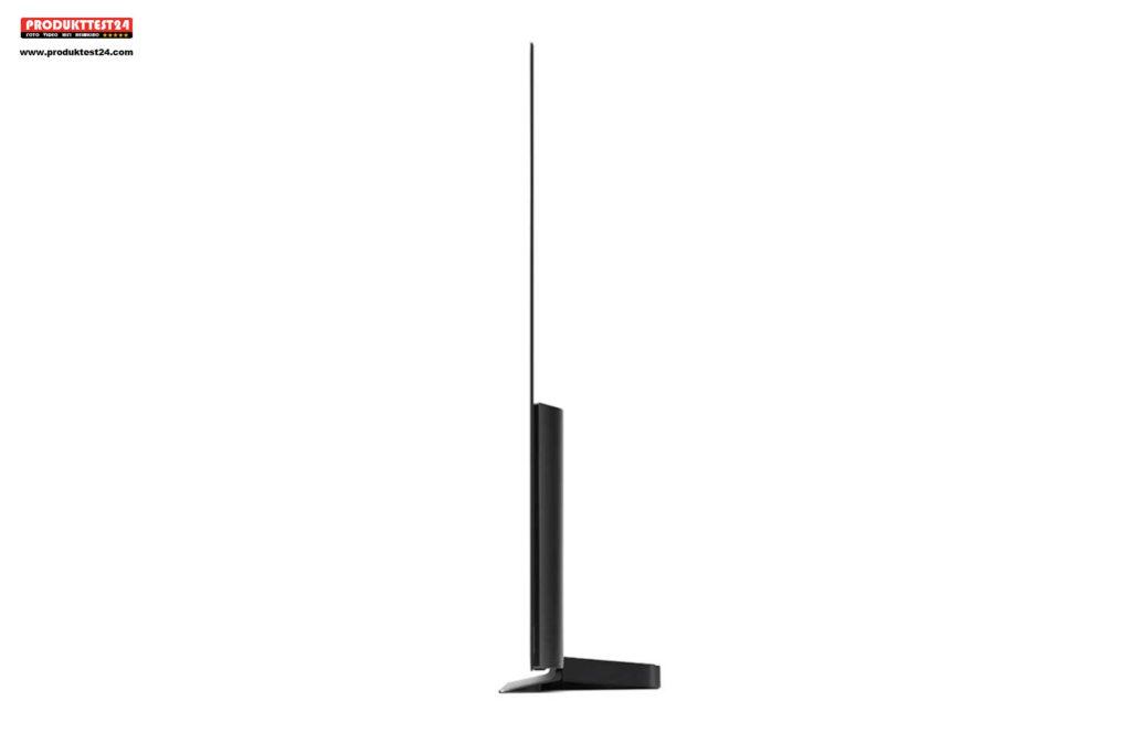 LG OLED77C9 - Super schlank und hochwertig verarbeitet