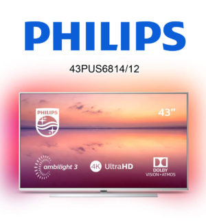 Philips 43PUS6814/12