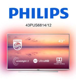 Philips 43PUS6814/12