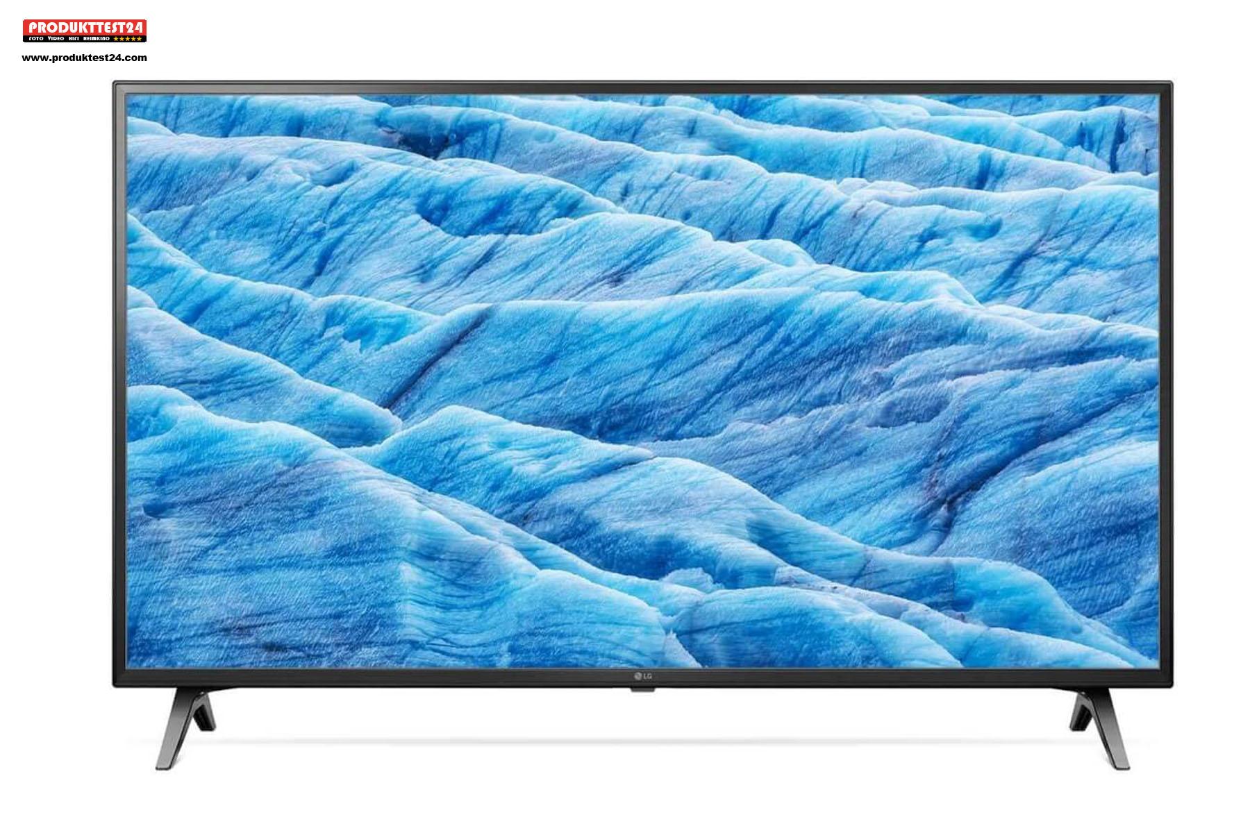 Der neue LG 43UM7100 UHD 4K TV