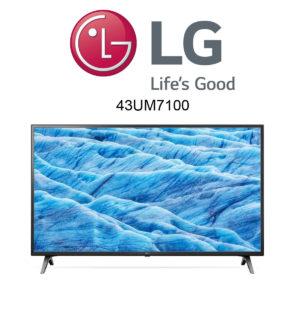 LG 43UM71007LB im Test