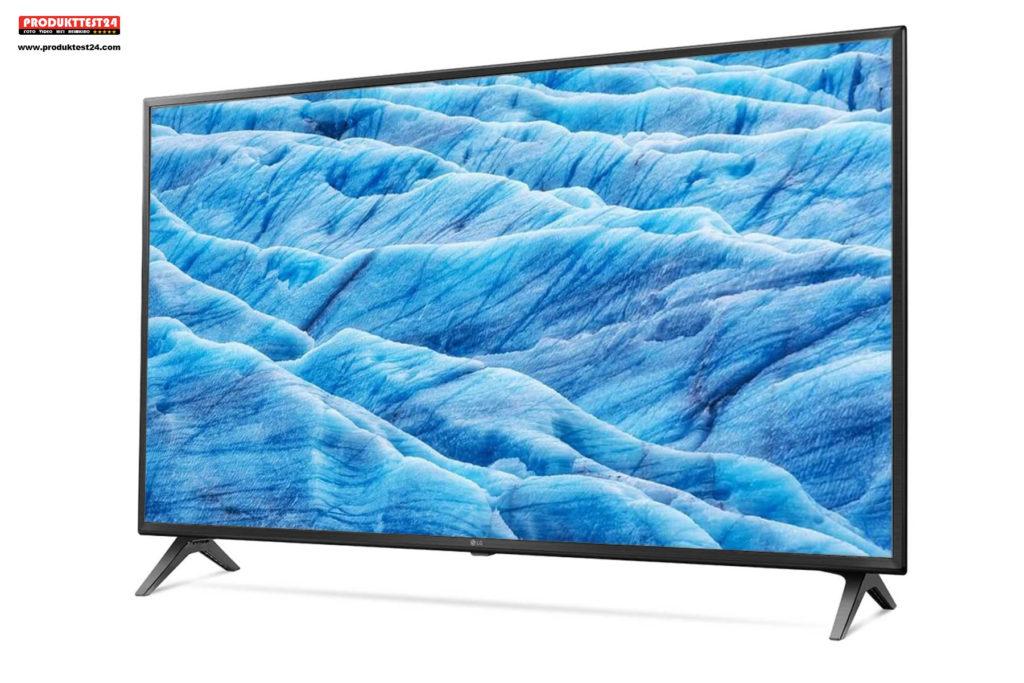 Der neue LG 60UM7100 Ultra HD Fernseher