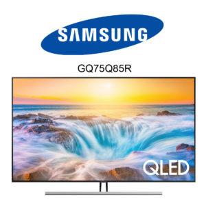 Samsung GQ75Q85RGTXZG QLED 4K TV im Test