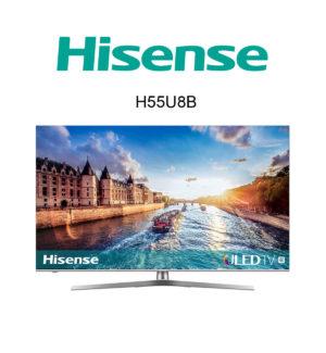 Hisense H55U8B ULED 4K TV