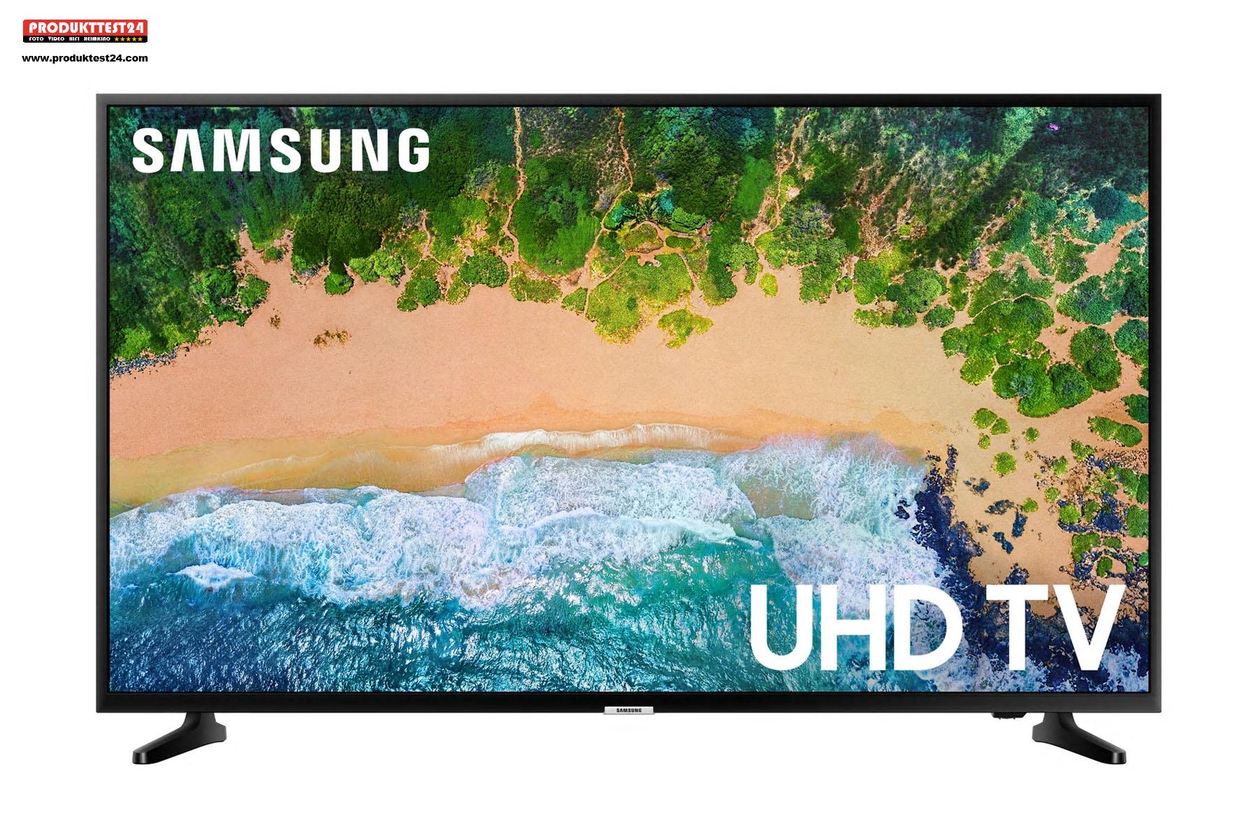 Samsung 40 Zoll UHD TV von 2019
