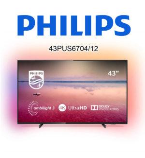 Philips 43PUS6704/12 Ultra HD Fernseher im Test