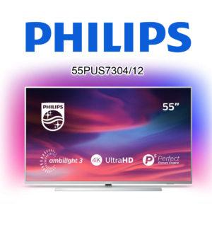 Philips 55PUS7304/12 Ultra HD Fernseher im Test