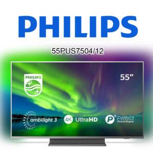 Philips 55PUS7504/12 im Test