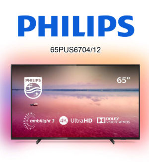 Philips 65PUS6704/12 im Test