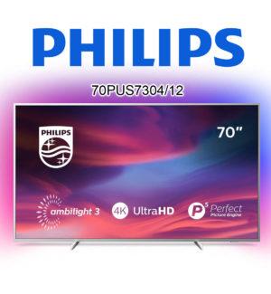 Philips 70PUS7304/12 4K-Fernseher im Test