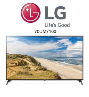 LG 70UM7100 Ultra HD Fernseher im Test
