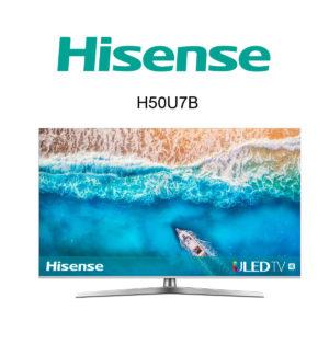 Hisense H50U7B ULED 4K Fernseher
