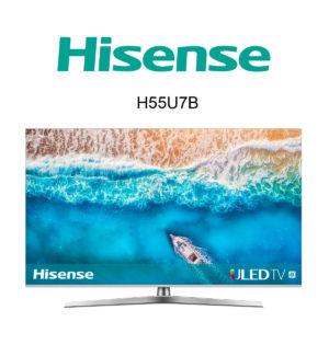 Hisense H55U7B - ULED 4K Fernseher im Test