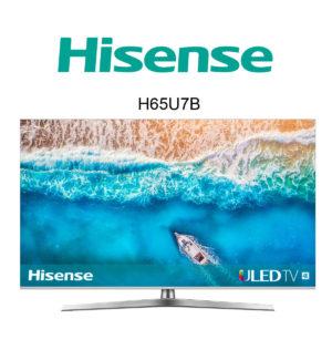 Hisense H65U7B im Test