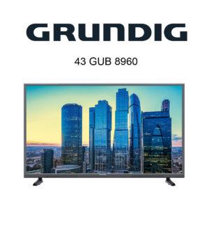 Grundig 43 GUB 8960 Ultra HD 4K Fernseher