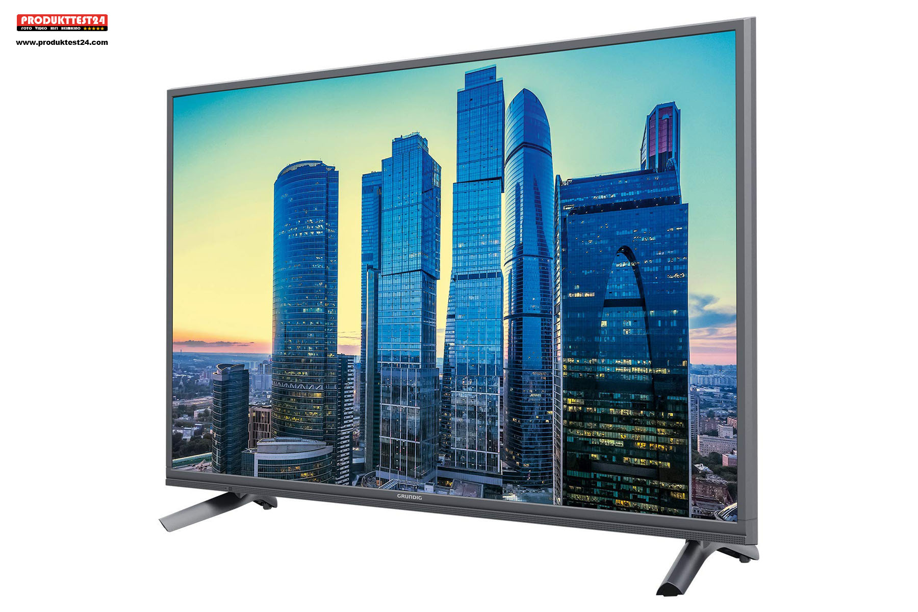 43 Zoll Ultra HD 4K Fernseher