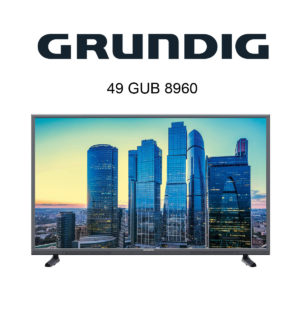 Grundig 49 GUB 8960 im Test