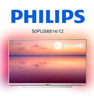 Philips 50PUS6814/12 im Test