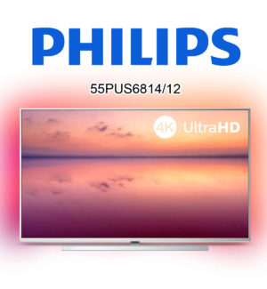 Philips 55PUS6814/12 UHD 4K TV im Test