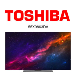 Toshiba 55X9863DA OLED 4K-Fernsehser im Test