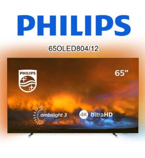 Philips 65OLED804/12 OLED 4K-Fernseher im Test