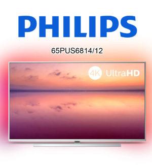 Philips 65PUS6814/12 Ultra HD Fernseher im Test