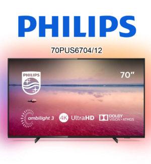 Philips 70PUS6704/12 Ultra HD 4K-Fernseher im Test