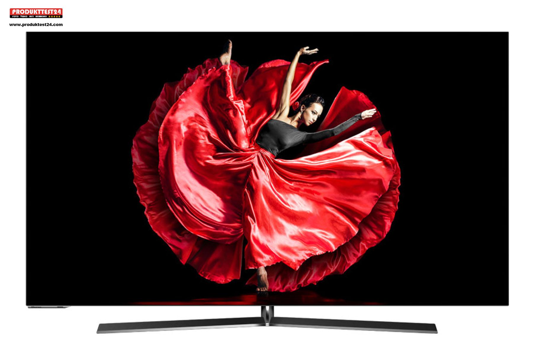 55 Zoll Hisense H55O8B OLED 4K-Fernseher