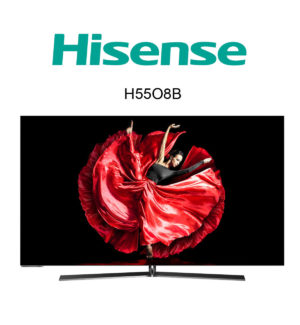 Hisense H55O8B OLED 4K-Fernseher im Test