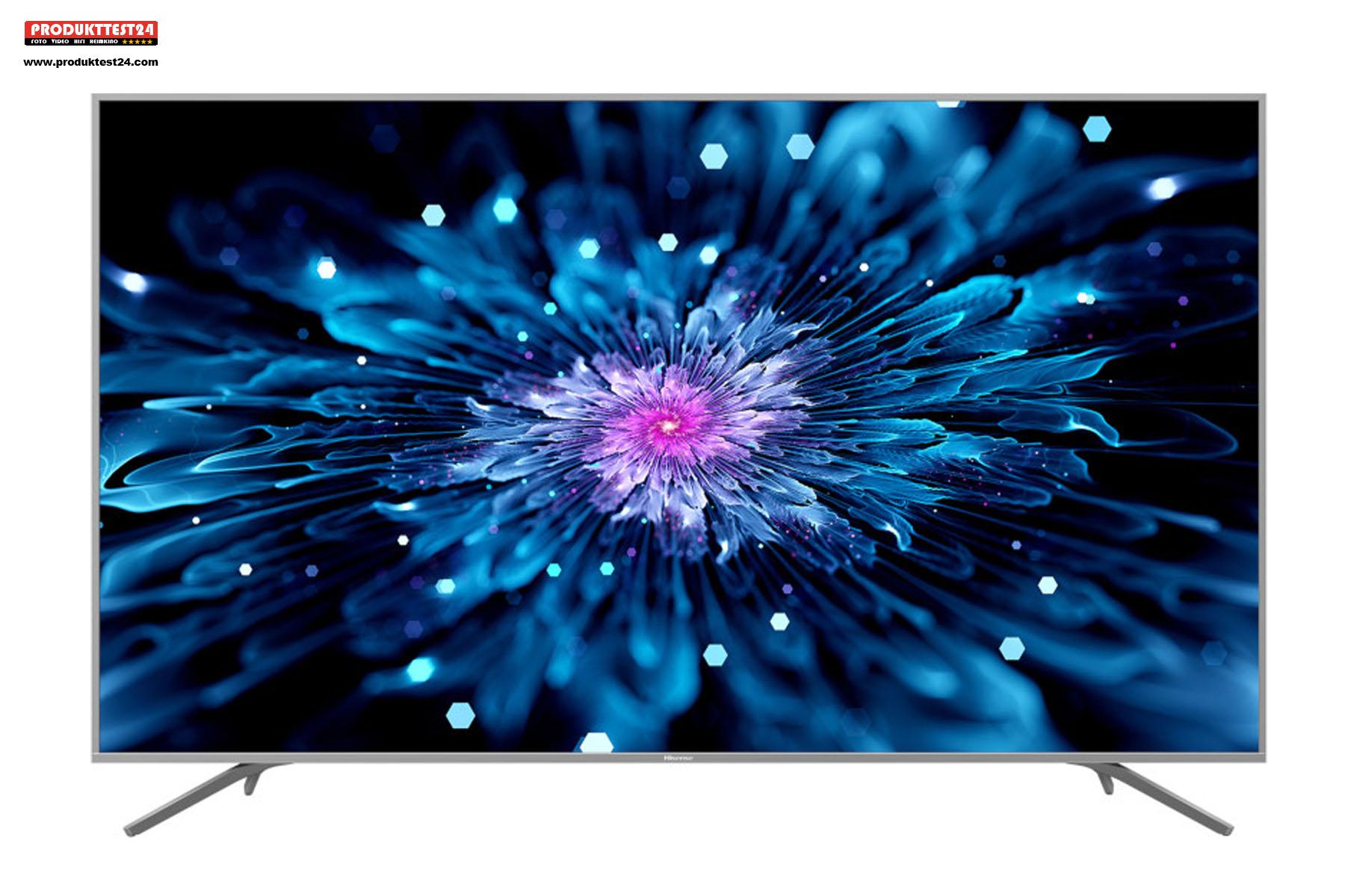 Hisense H75BE7410 / H75B7510 Ultra HD 4K-Fernseher