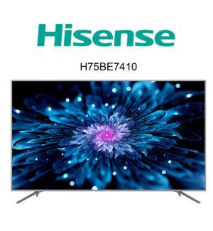 Hisense H75BE7410 - 75 Zoll Ultra HD Fernseher