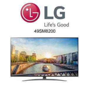 Der LG 49SM8200 NanoCell 4K TV im Praxistest