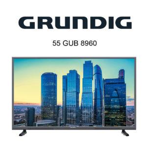 Grundig 55 GUB 8960 UHD 4K-Fernseher