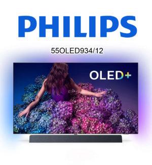 Der Philips 55OLED934/12 im Test