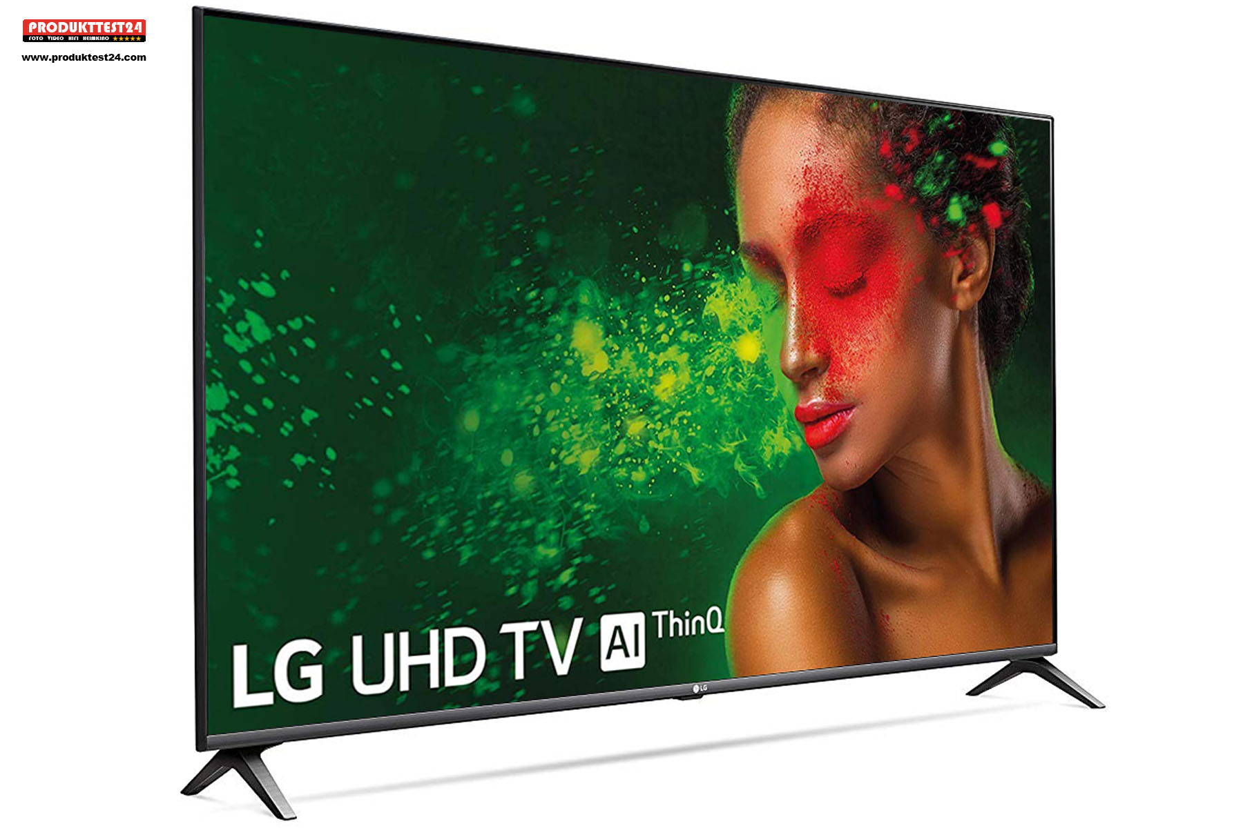 LG 55 Zoll Ultra HD 4K-Fernseher