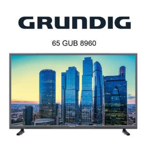 Grundig 65 GUB 8960 Ultra HD Fernseher im Test