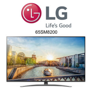 LG 65SM8200 NanoCell 4K Fernseher im Test