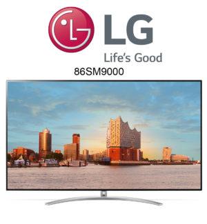 LG 86SM9000PLA im Test