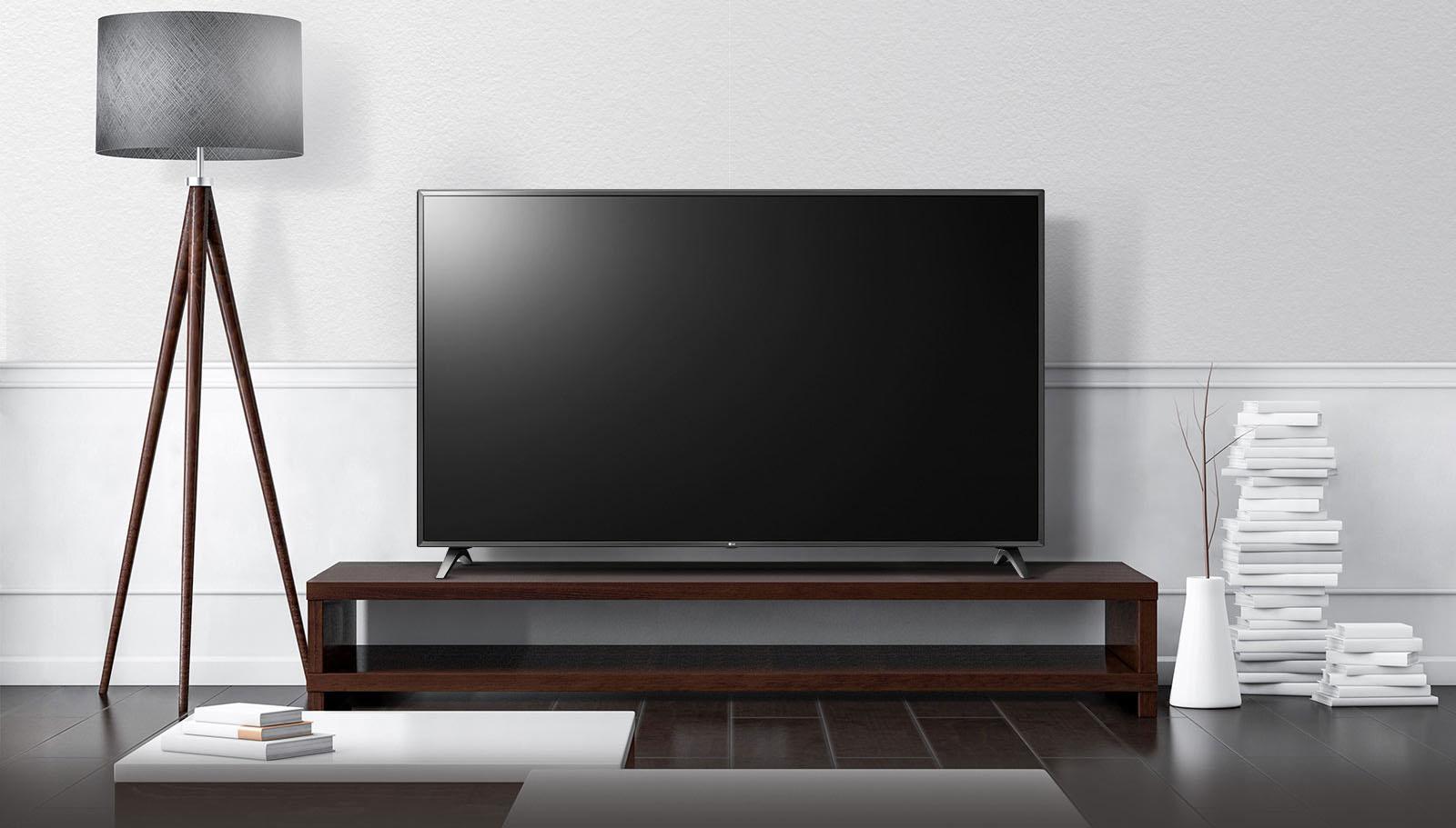 Weiße Fernseher