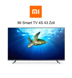 "Xiaomi Mi Smart TV S4 43"" im Test"