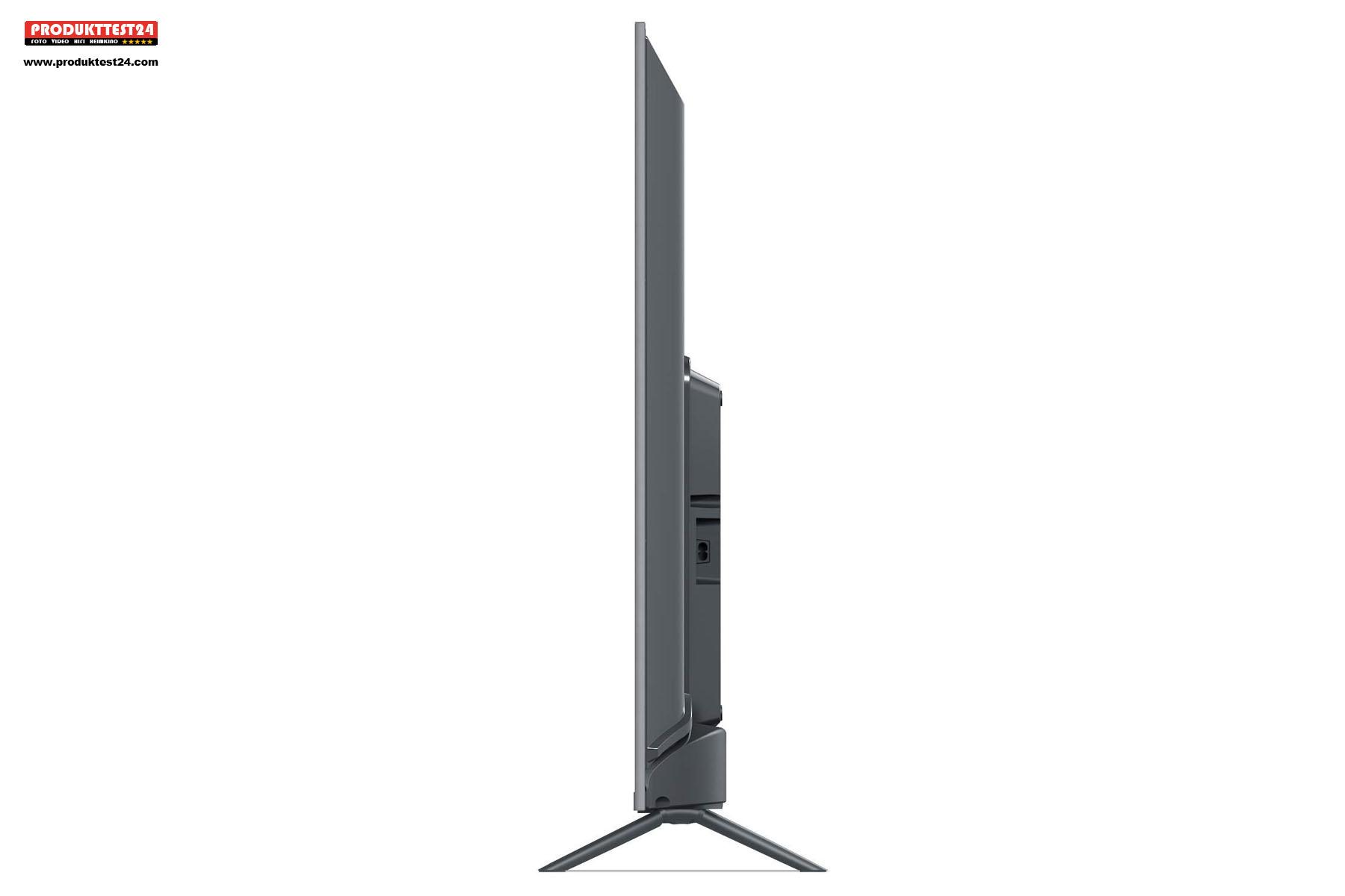 """Seitenansicht des Xiaomi Mi TV S4 55"""""""