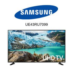 Samsung UE43RU7099 UHD 4K-Fernseher im Test