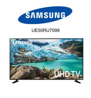 Samsung UE50RU7099 im Test