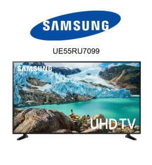 Samsung UE55RU7099 - 55 Zoll UHD 4K Fernseher im Test