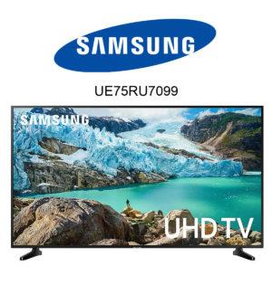 Samsung UE75RU7099 UHD 4K-TV im Test