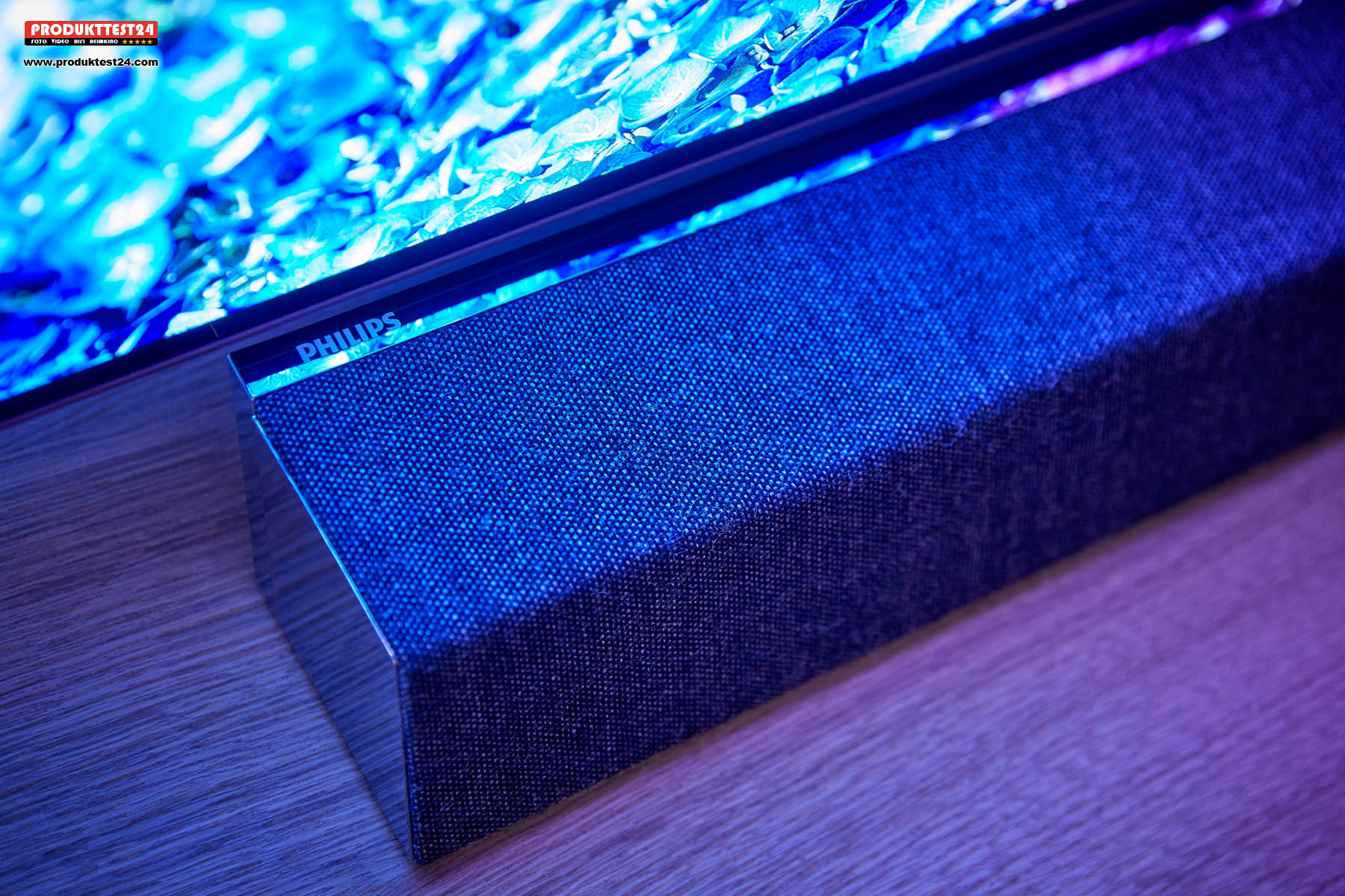 Bowers & Wilkins Soundbar mit 2.1.2 Kanäle und Dolby Atmos Unterstützung