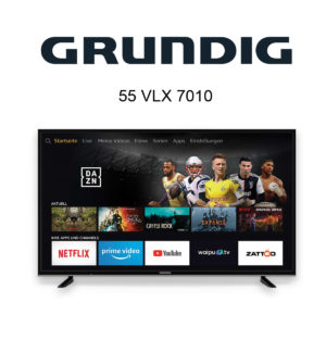 Grundig Vision 7 Fire TV Edition im Test