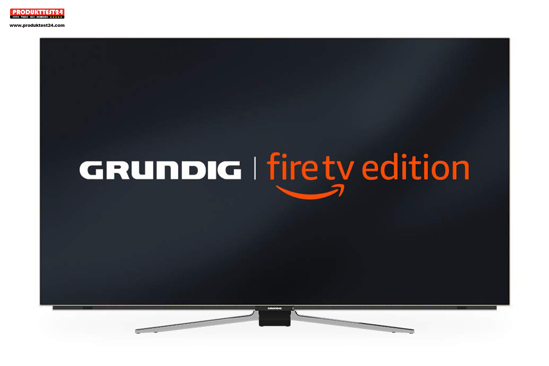 Grundig 55 VLO 8589 Fire TV Edition im test