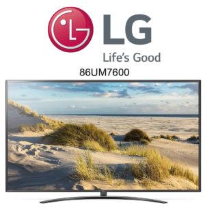 LG 86UM7600 im Test
