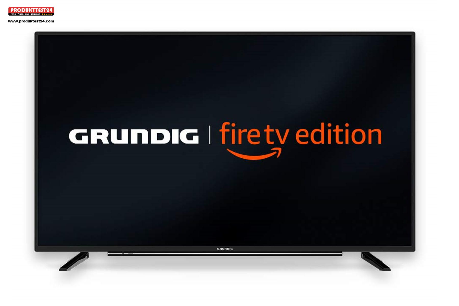 Grundig 40 VLE 6010 - 40 Zoll Bilddiagonale und Full HD Auflösung